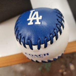 Coach Other - COACH NEW LA DODGERS BASEBALL PAPERWEIGHT